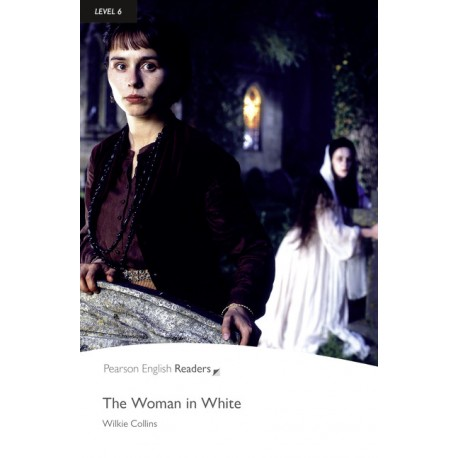 The Woman in White + MP3 Audio CD Pearson 9781408274408