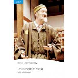 The Merchant of Venice + MP3 Audio CD