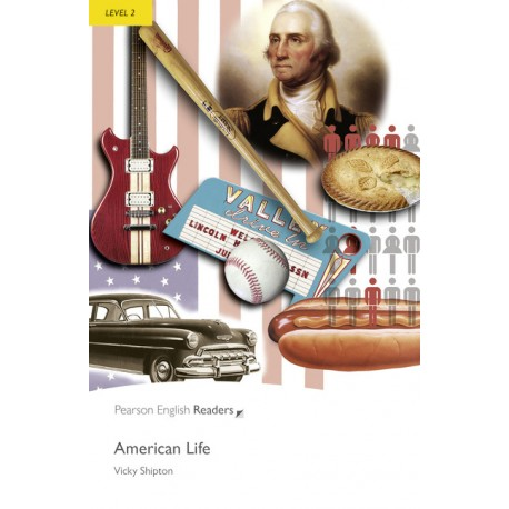 American Life + MP3 Audio CD Pearson 9781408284902