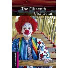 Oxford Bookworms: The Fifteenth Character + MP3 audio download
