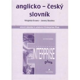 Anglicko-český slovník - k učebnici Enterprise Plus