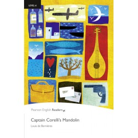 Captain Corelli's Mandolin + MP3 Audio CD