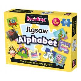 BrainBox Jigsaw Alphabet