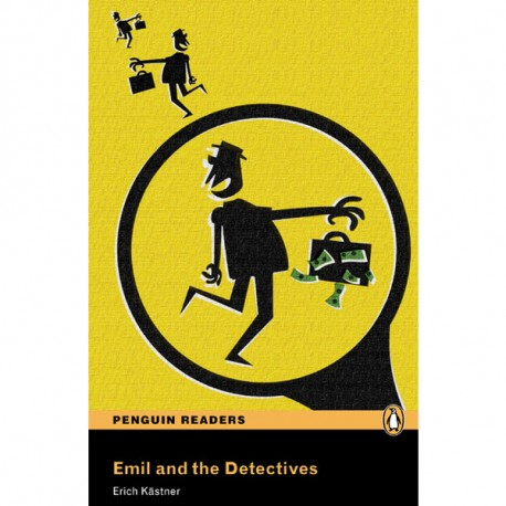 Pearson English Readers: Emil and the Detectives
