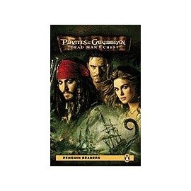 Pearson English Readers: Pirates of the Caribbean: Dead Man's Chest