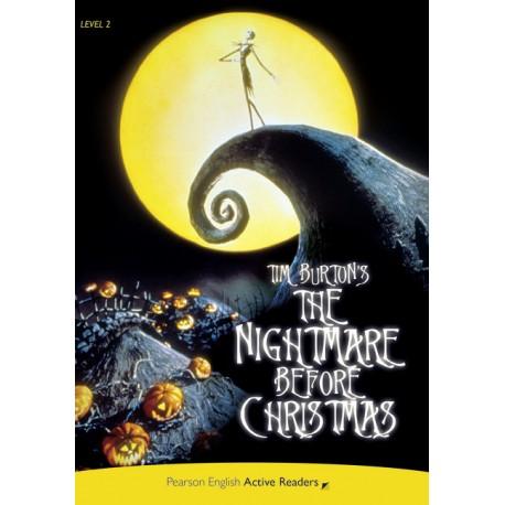 Tim Burton's The Nightmare Before Christmas + CD-ROM Pearson 9781447967460