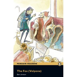 The Fox (Volpone) + MP3 Audio CD