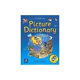 Longman Children's Picture Dictionary + CD