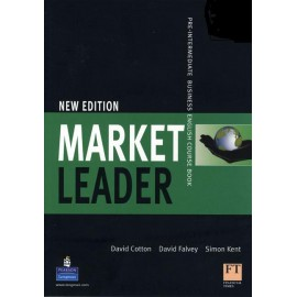 New Market Leader Pre-intermediate Course Book