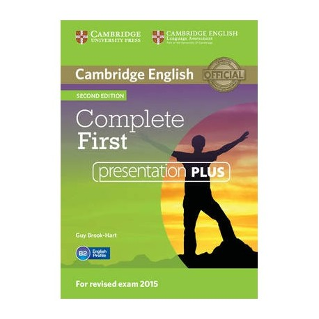 Complete First Second Edition Presentations Plus DVD-ROM 9781107666665