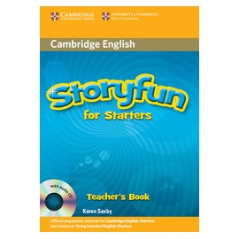 Storyfun for Starter Teacher's Book + CDs
