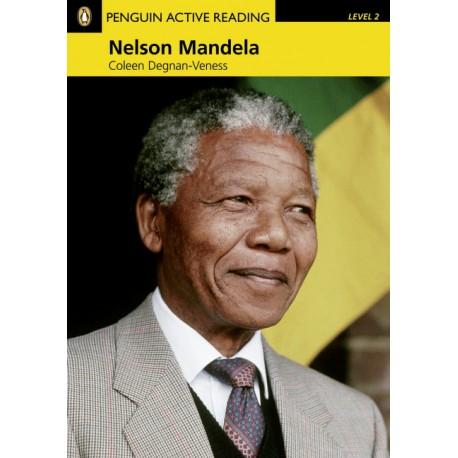 Nelson Mandela + CD-ROM Pearson 9781405852098