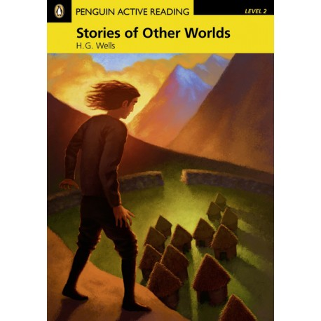 Stories of Other Worlds + CD-ROM Pearson 9781408231999