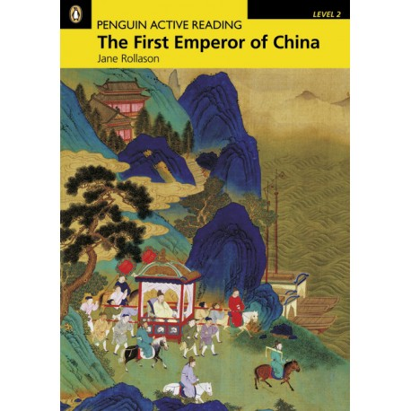 The First Emperor of China + CD-ROM Pearson 9781408231982