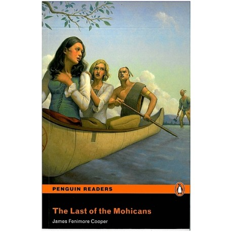 The Last of the Mohicans + MP3 Audio CD Pearson 9781408278086