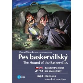 The Hound of the Baskervilles / Pes baskervillský + MP3 audio download