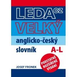 Velký anglicko-český slovník dvousvazkový slovník