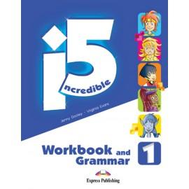 Incredible Five 1 Workbook and Grammar Book + ieBook