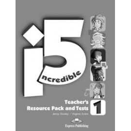 Incredible Five 1 Teacher's Resource Pack & Tests