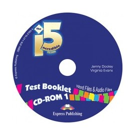 Incredible Five 1 Test Booklet CD-ROM