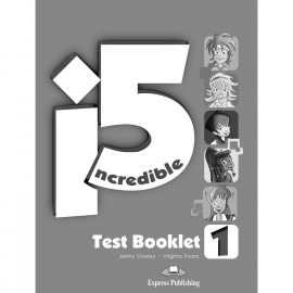 Incredible Five 1 Test Booklet