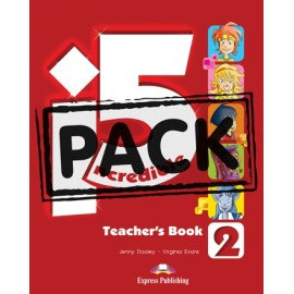 Incredible Five 2 Teacher's Book (interleaved with Posters)