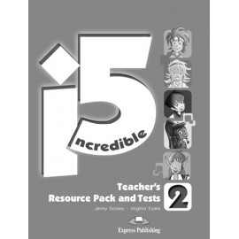 Incredible Five 2 Teacher's Resource Pack & Tests