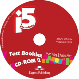 Incredible Five 2 Test Booklet CD-ROM