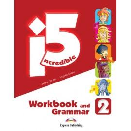 Incredible Five 2 Workbook and Grammar Book + ieBook