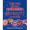 Oxord dětský česko-anglický obrazový slovník