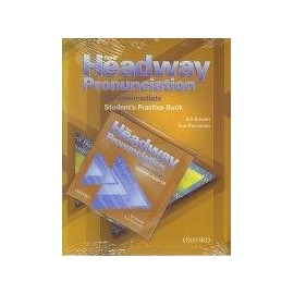 New Headway Pronunciation Course Pre-Intermediate Student's Book + Audio CD Pack