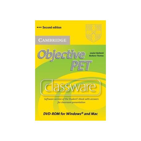 Objective PET Second Edition Presentation Plus DVD-ROM 9780521157247