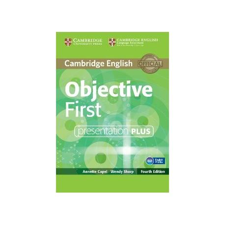 Objectve First Fourth Edition Presentation Plus DVD-ROM 9781107628571