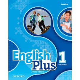 English Plus 1 Second Edition Student's Book