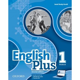 English Plus 1 Second Edition Workbook with Access to Audio and Practice Kit