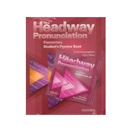 New Headway Pronunciation Course Elementary Student's Book + Audio CD Pack