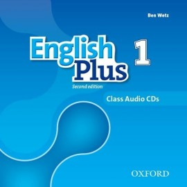 English Plus 1 Second Edition Class Audio CDs