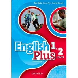 English Plus 1 & 2 Second Edition DVD