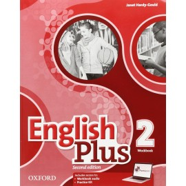 English Plus 2 Second Edition Workbook wit Access to Audio and Practice Kit