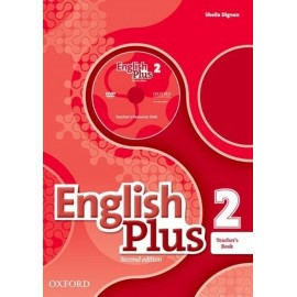 English Plus 2 Second Edition Workbook with Teacher's Resource Disc and Practice Kit