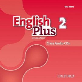 English Plus 2 Second Edition Class Audio CDs
