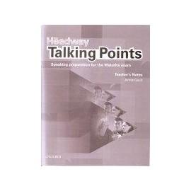 New Headway Talking Points Teacher's Notes
