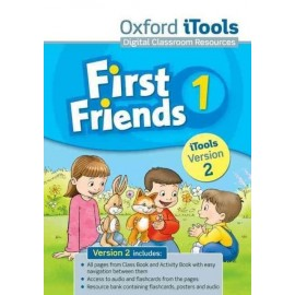 First Friends 1 iTools DVD-ROM