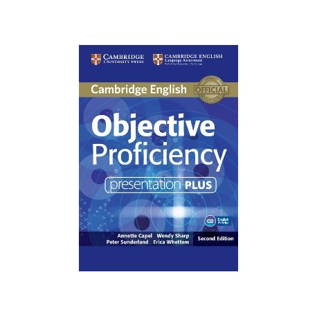 Objective Proficiency Second Edition Presentation Plus DVD-ROM 9781107446502