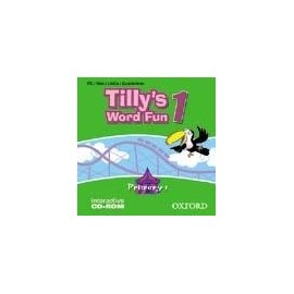 Tilly's Word Fun 1 CD-ROM