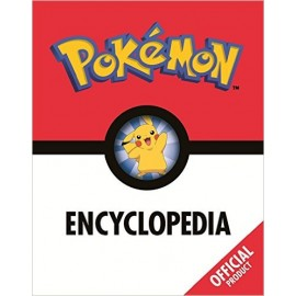 The Pokémon Encyclopedia, Official