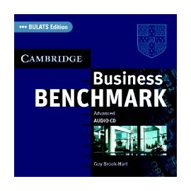 Business Benchmark Advanced BULATS edition Audio CDs