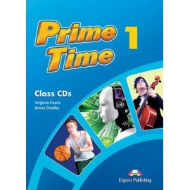 Prime Time 1 Class CDs