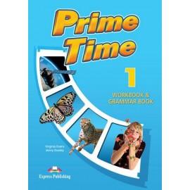 Prime Time 1 Workbook & Grammar Book + ieBook