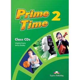 Prime Time 2 Class CDs